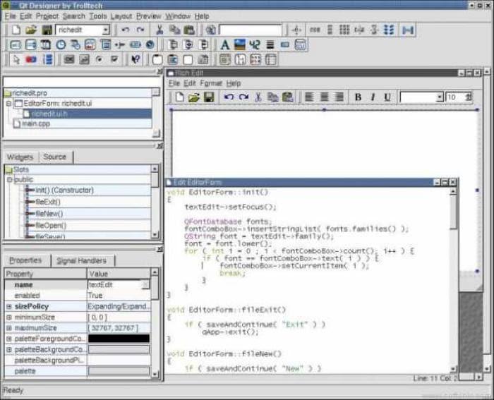 Qt Windows Evaluation For Microsoft Visual C++