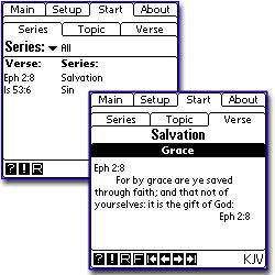 Scripture Memory System