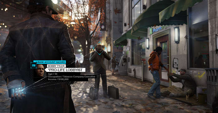 Watch Dogs Wallpaper