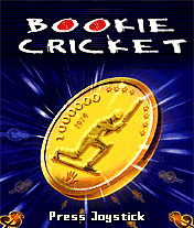 Bookie Cricket