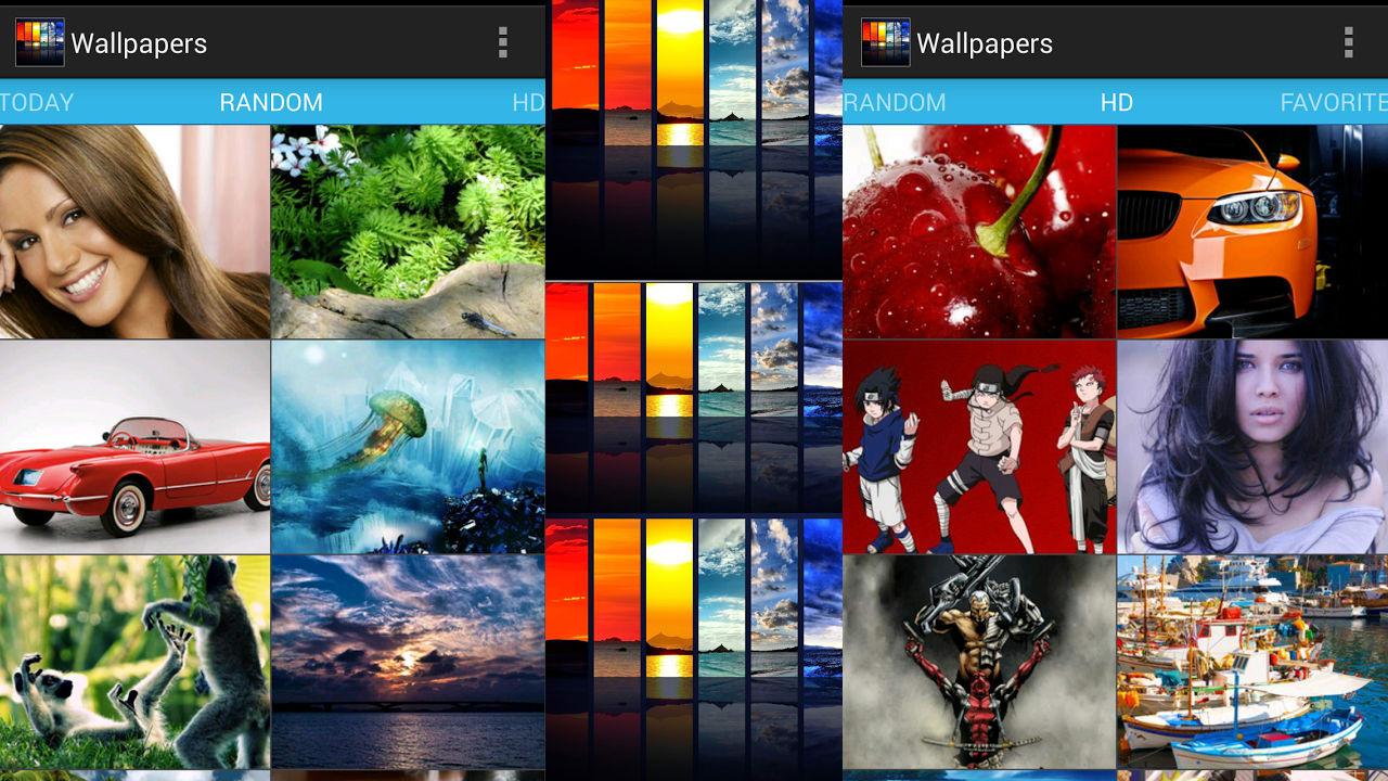 Wallpaper HD 150000 Plus