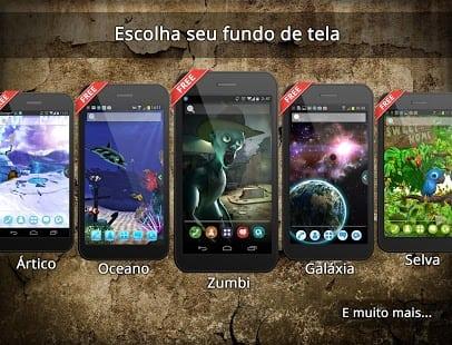 UR 3D Live Zombie Attack