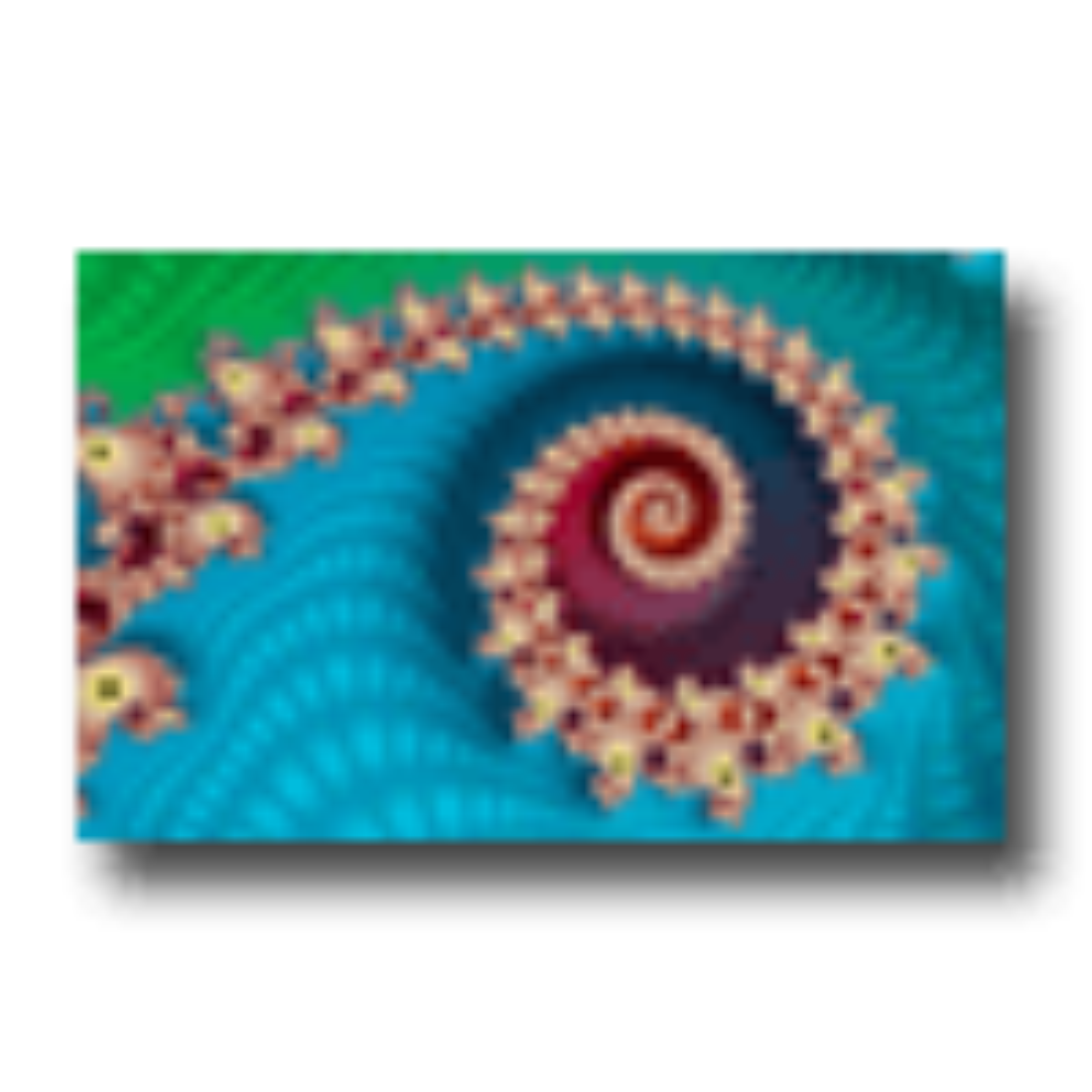 Zen Mandelbrot Screen Saver