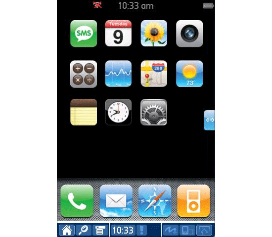 TouchLauncher