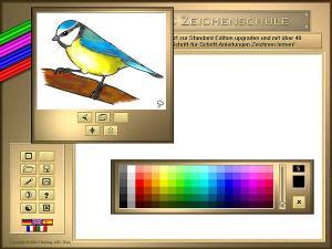 ABC Zeichenschule II - Vögel