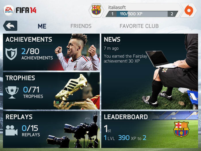 FIFA 14 for Android - Download