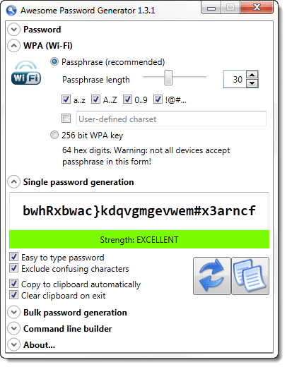 Katherinejburger generate random and secure passwords | download.