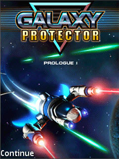 Galaxy Protector Prologue 1