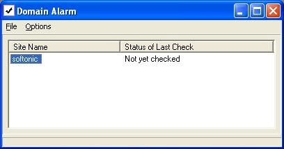 Domain Alarm