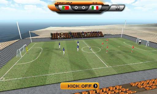 Soccer Stars Five Team Demo