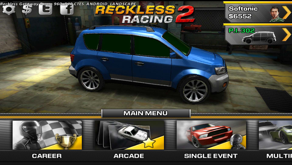 Reckless Racing 2 1.0.4