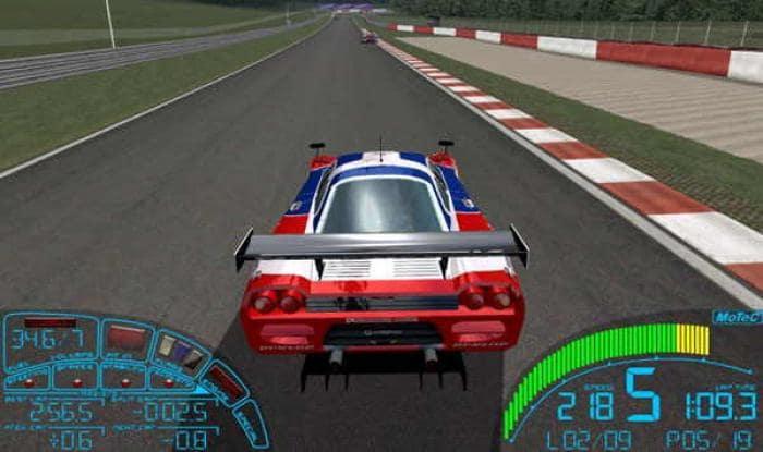 GTR: Novedades importantes en esta segunda demo de este juego de conducción