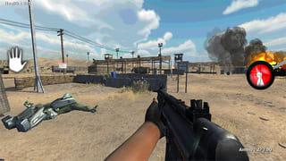 Desert Commando Battle