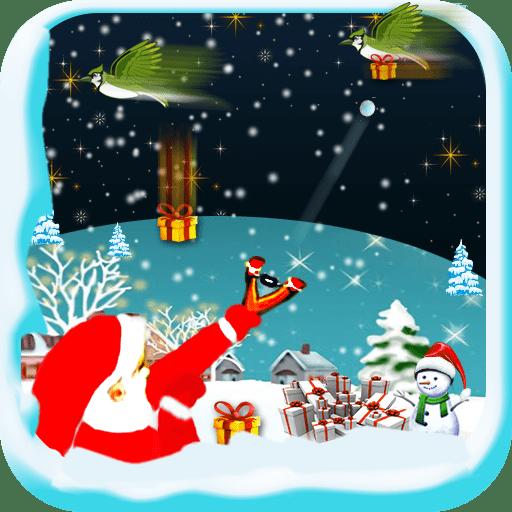 Sling Shooter Santa