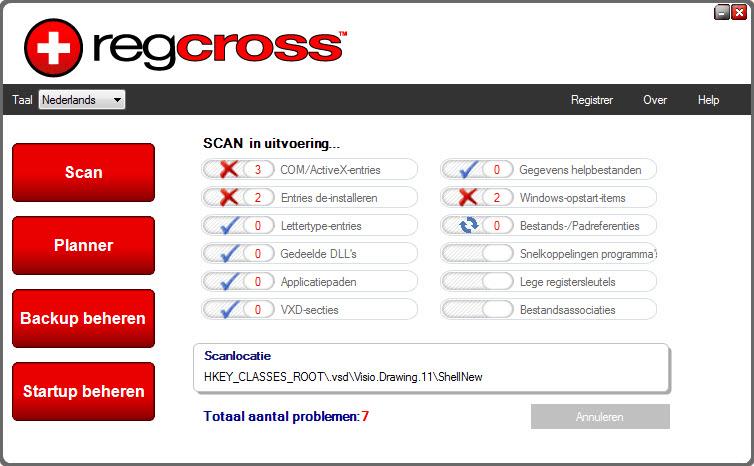 RegCross