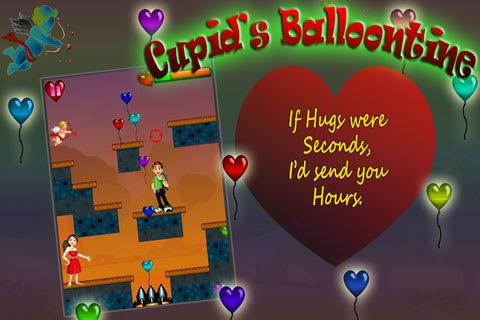 Cupids Balloontine