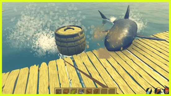 Raft Craft And Survive