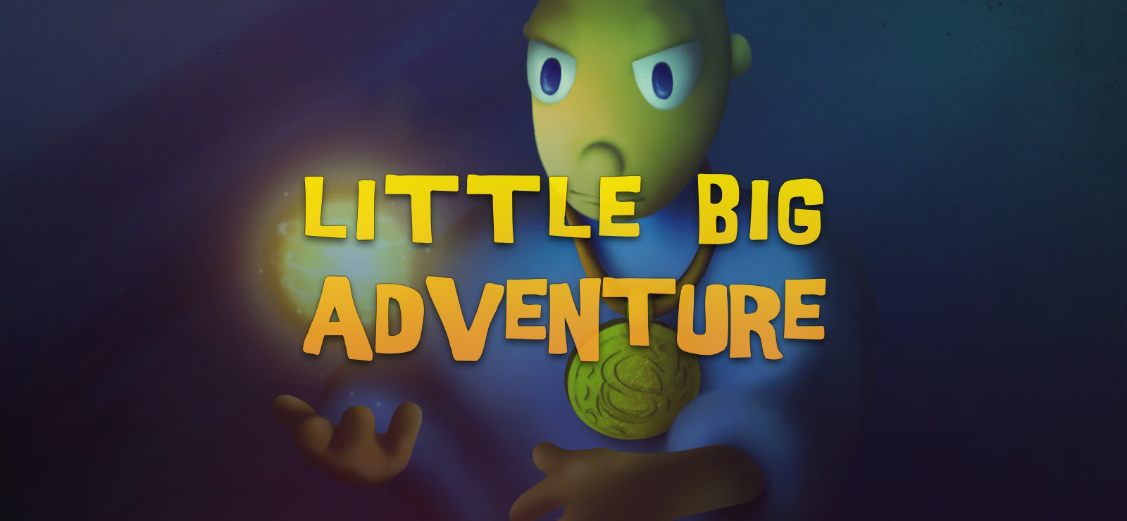 Little Big Adventure (Relentless: Twinsen'S Adventure) varies-with-device