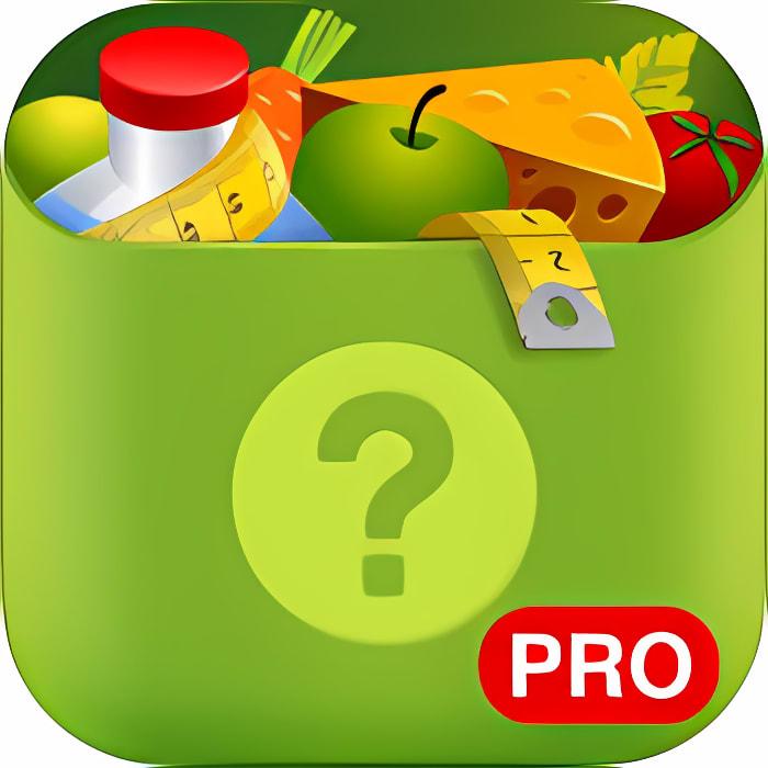 栄養管理クイズ PRO 食事やダイエットに関するウソとホント600問 1.1.1
