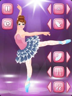 Ballerina Dressup - Little Dancing Swan Makeover