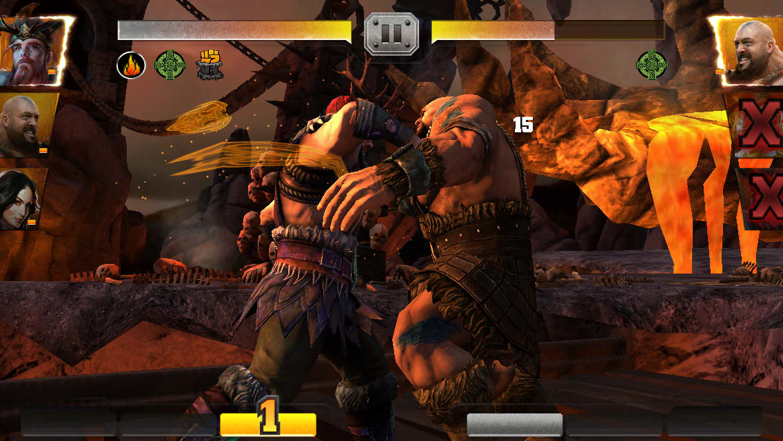 Wwe Immortals For Android - Download-8566