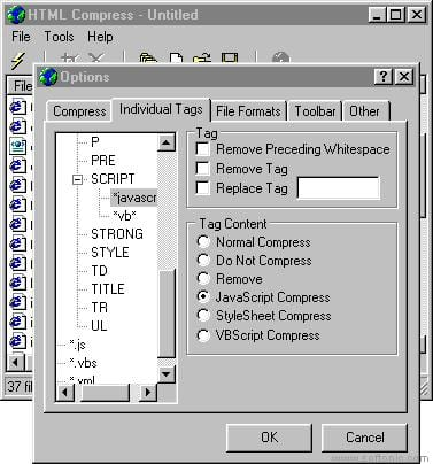 HTML Compress