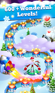 Toy Collapse: Christmas Puzzle Blast