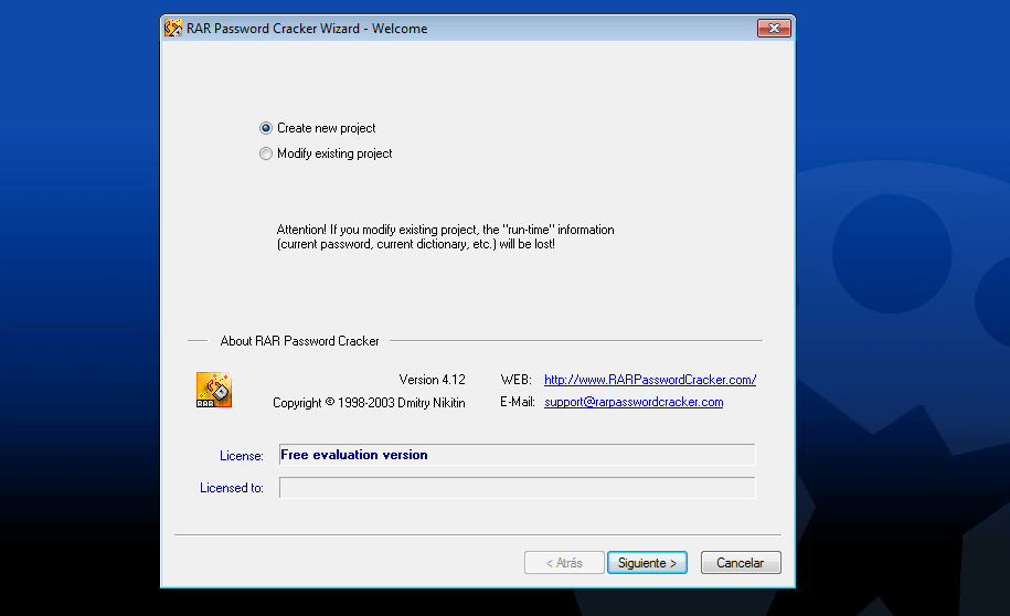 winrar password cracker latest version