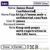 Web Confidential