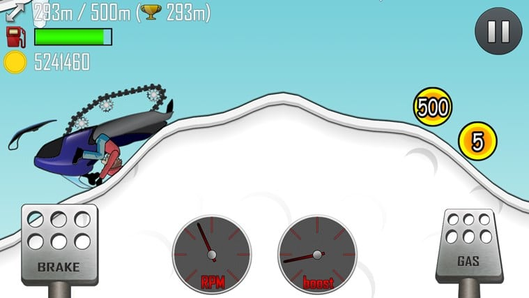 hill climb racing game for symbian download