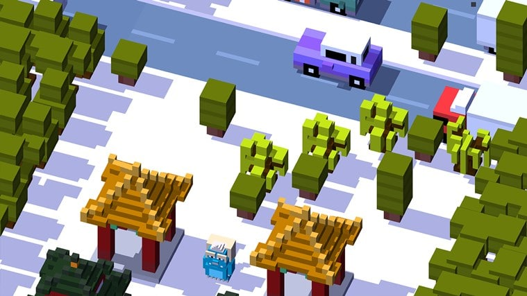Crossy Road for Windows 10