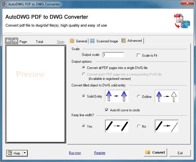 pdf to dwg converter software