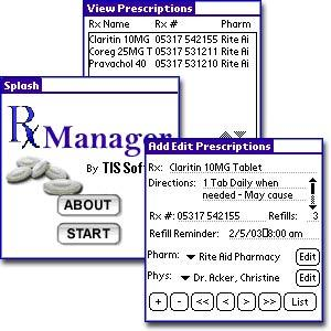 Rx Manager