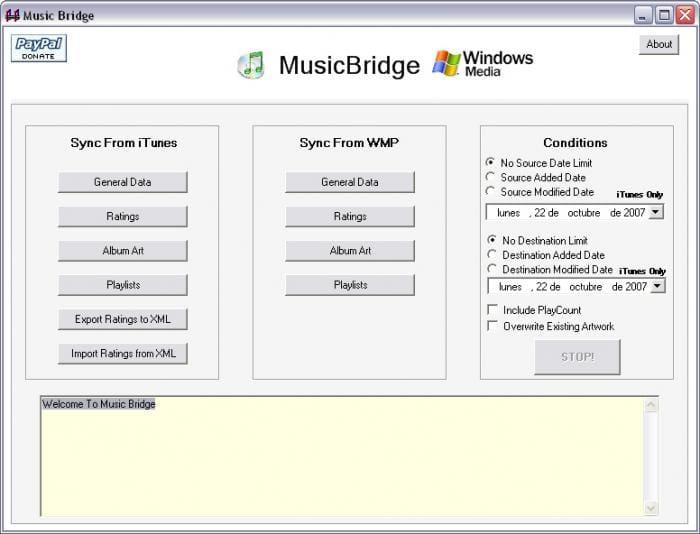 MusicBridge