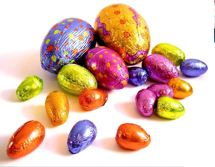 Kolorowe pisanki - wygaszacz ekranu (Colorful Easter Egg Screensaver)