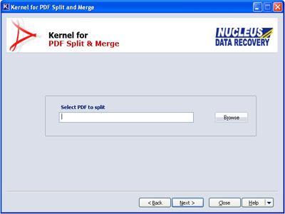 PDF Files Merger
