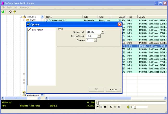 Toolsoft Audio Player