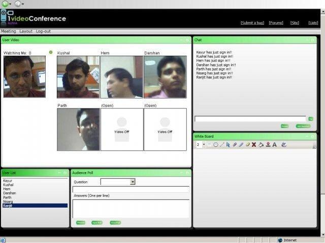 1VideoConference