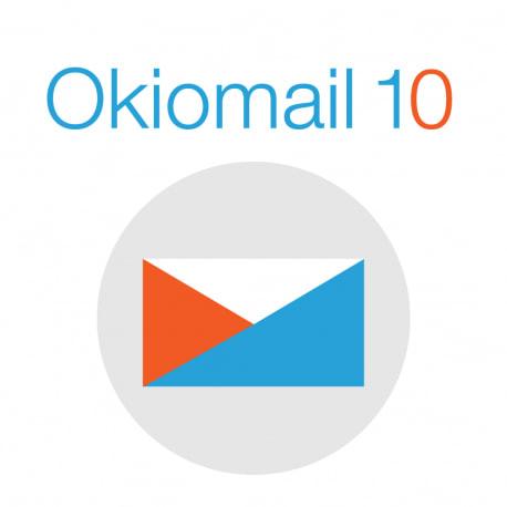 Okiomail 10