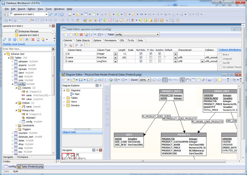 Database Workbench Pro