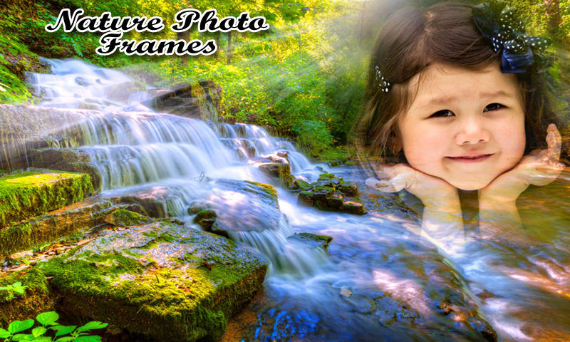 Nature Photo Frames HD For Android