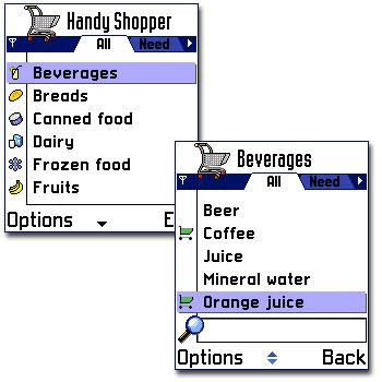 Handy Shopper
