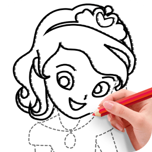 Draw Princess