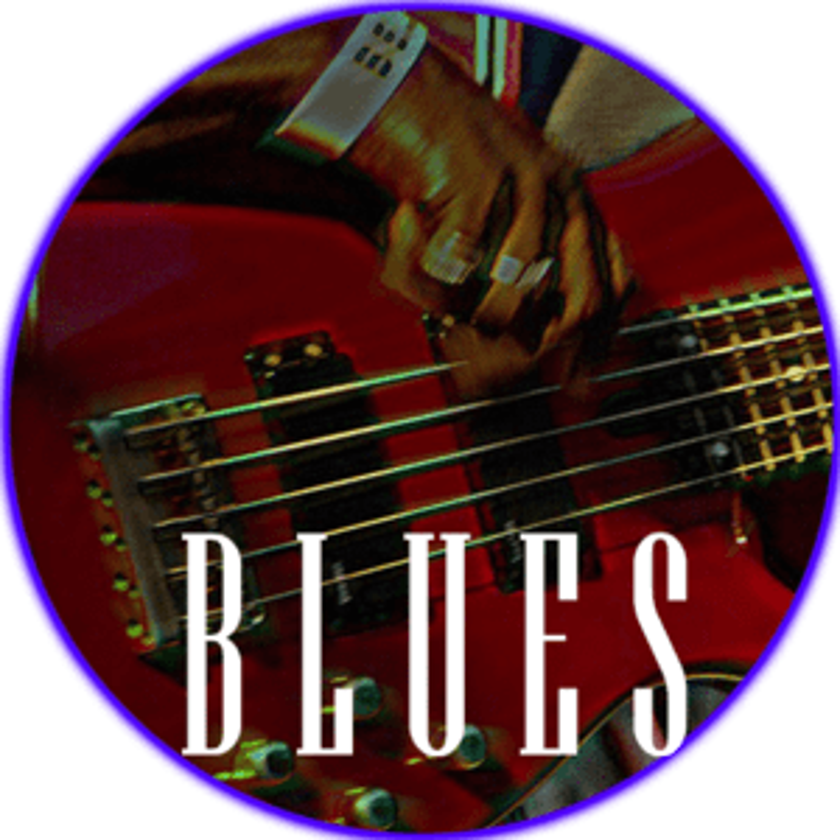 Blues Music Radio Full