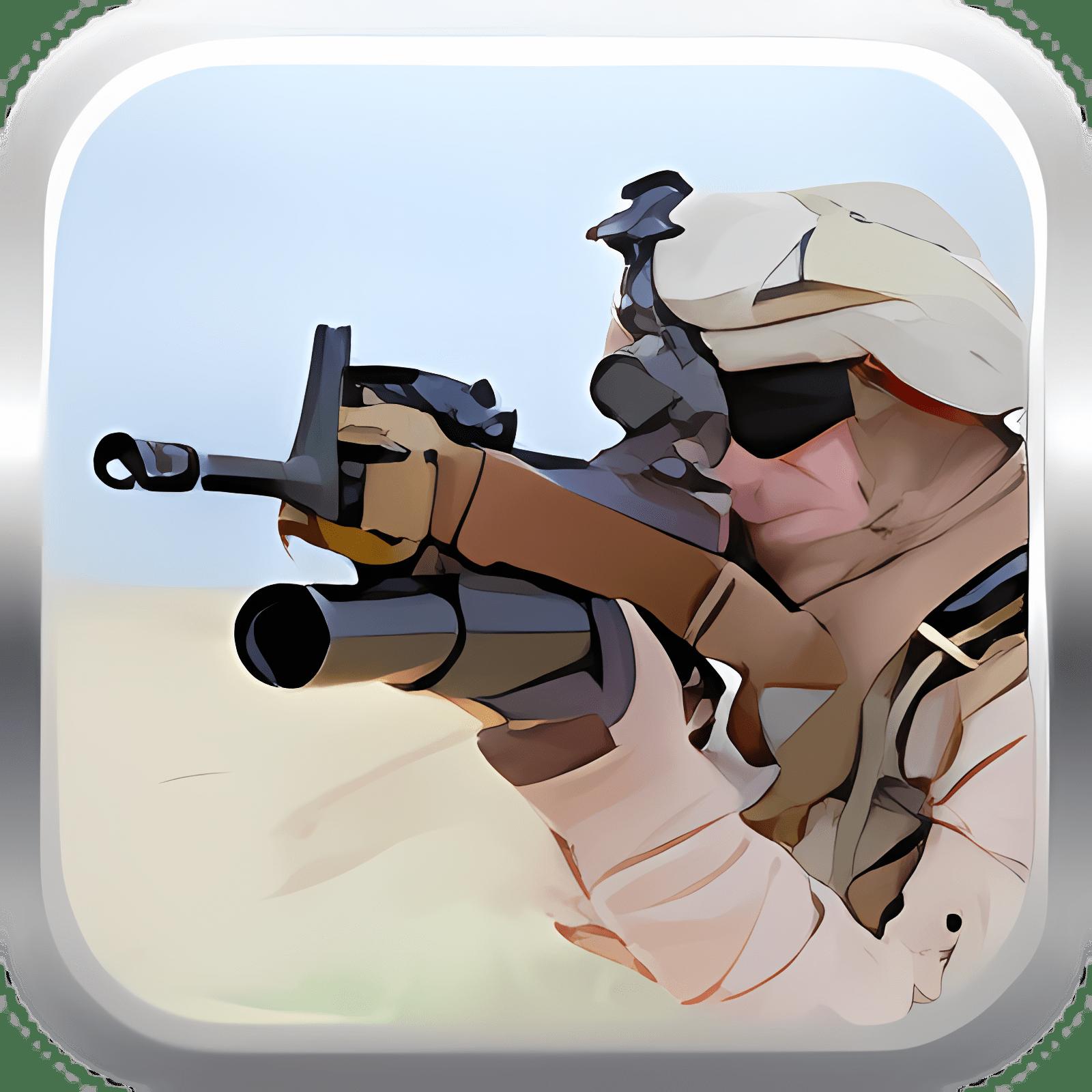 Military Base Sniper Shooter 3