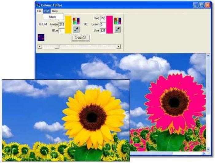 Colour Editor