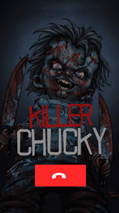 Fake Call From Killer Chucky