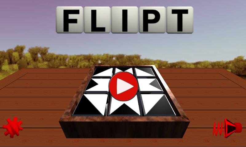Flipt Memory Game