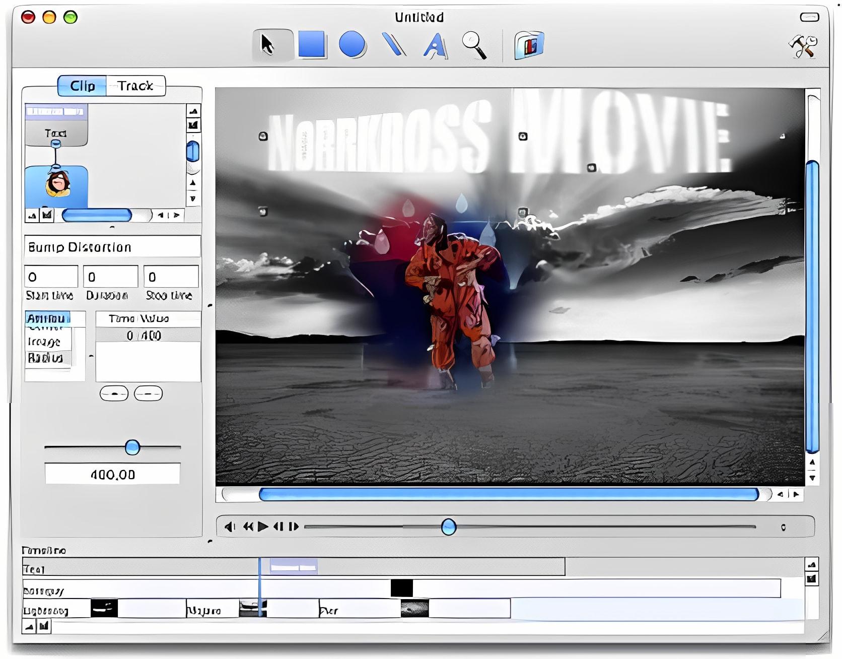 Norrkross Movie