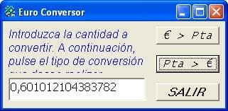 Euro Conversor